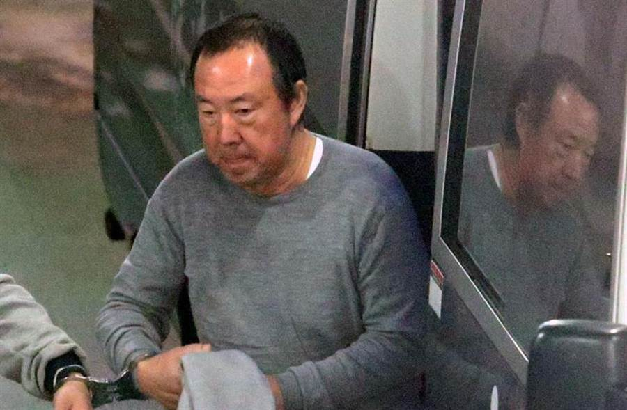 涉貪汙的前營建署長葉世文,再關2年就可申請假釋。(本報資料照)