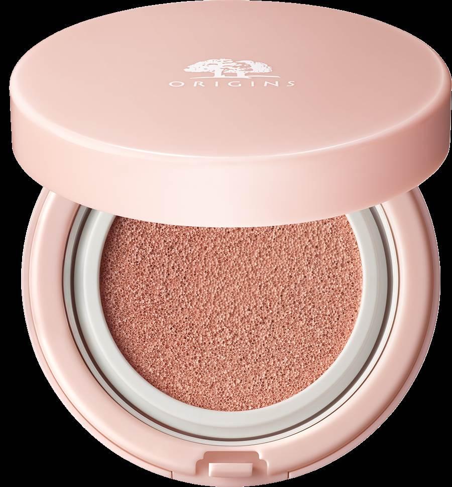 品木宣言天生麗質粉美肌氣墊素顏霜SPF50 PA+++,1550元。(品木宣言提供)