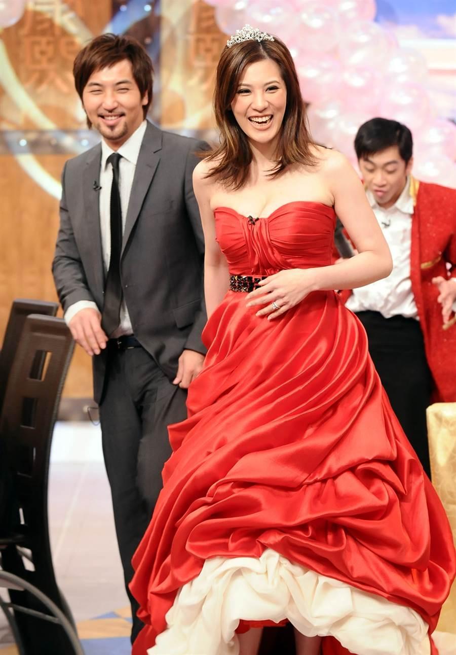 小禎和李進良分居多年。(圖/中時資料照片)