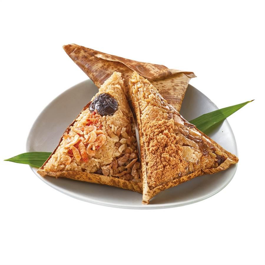 新光三越獨家,「好好集國宴頂級綜合米糕禮盒」,精選府城小南米糕的國宴指定米糕,780元。(新光三越提供)