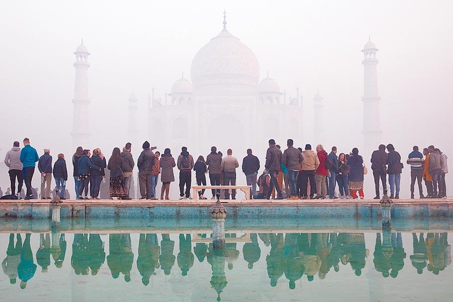 印度市場受中國投資者青睞。圖/路透