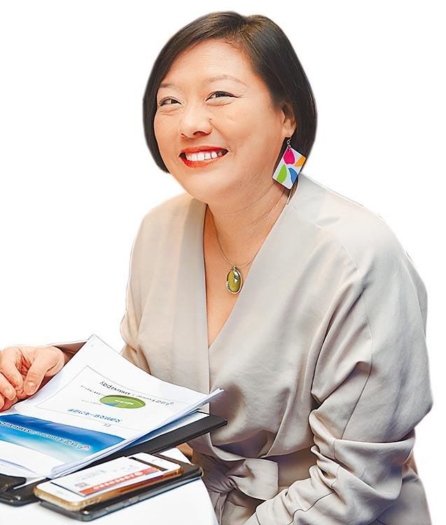 悠遊卡公司董事長陳亭如
