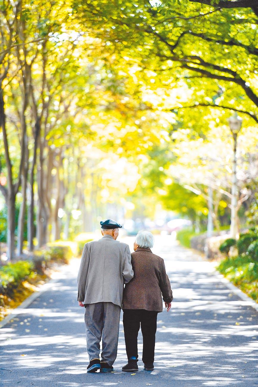 大陸流行旅居養老,成晚年生活新模式。(新華社資料照片)