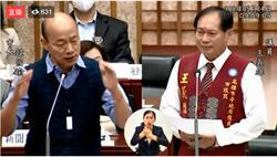 直播》昨被當小學生 韓今再赴議會質詢怎麼說