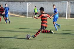 高中職畢業生出國體驗  蔡秉均在西班牙圓足球夢