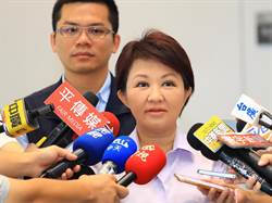 盧秀燕對韓喊話:當總統後也要設中辦