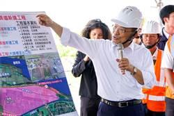 宜蘭2.6億元抽水站 蘇揆促明年5月完工