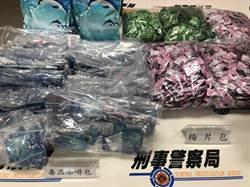 想趁暑假前大賺一票  刑事局破獲北台最大毒品分裝廠
