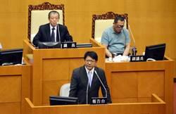 施政報告不看稿 潘孟安被讚對屏東縣政瞭若指掌