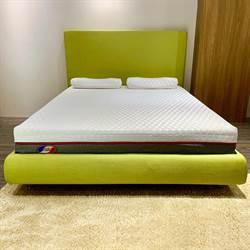 頂級床寢易眠床用獨家科技 打造PCM長效調溫系列床