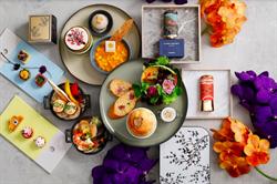 奢華香氛FLORAÏKU攜手君悅 推聯名品味綺麗幻影午茶
