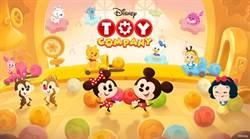 《LINE:Disney Toy Company》手遊正式推出
