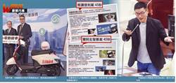 【學姐挺機車】WeMo男主角原是找他  市府公器私用理由超瞎