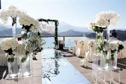涵碧樓婚禮體驗 幸運者可獲蔣公碼頭遊艇證婚