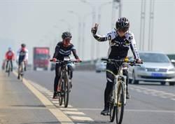 海峽兩岸環太湖樂騎 華豐輪胎冠名贊助