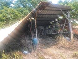 老翁中風、家坍塌 網友紛伸援