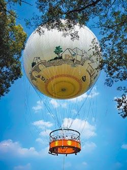 草屯九九峰 規畫引進氦氣球