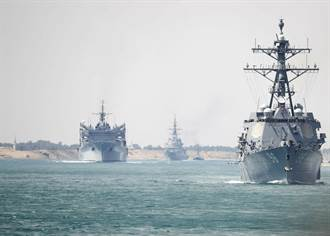 與伊朗緊張達新高 美擬派12萬大軍到中東
