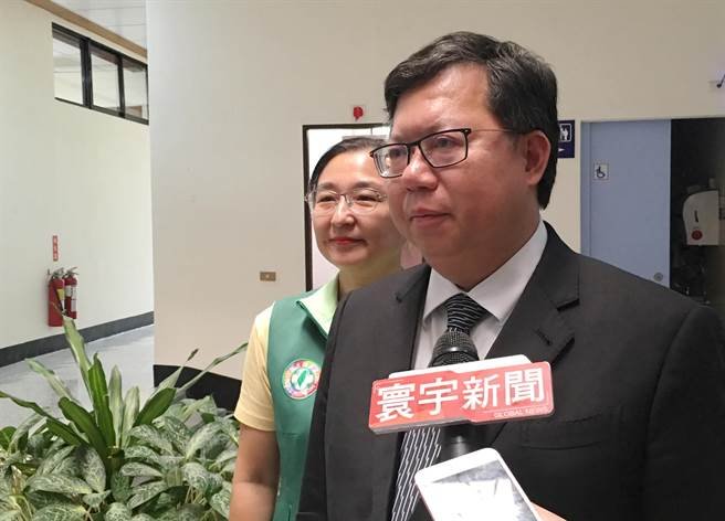 鄭文燦:不應總統在哪裡產生 就改變辦公地點