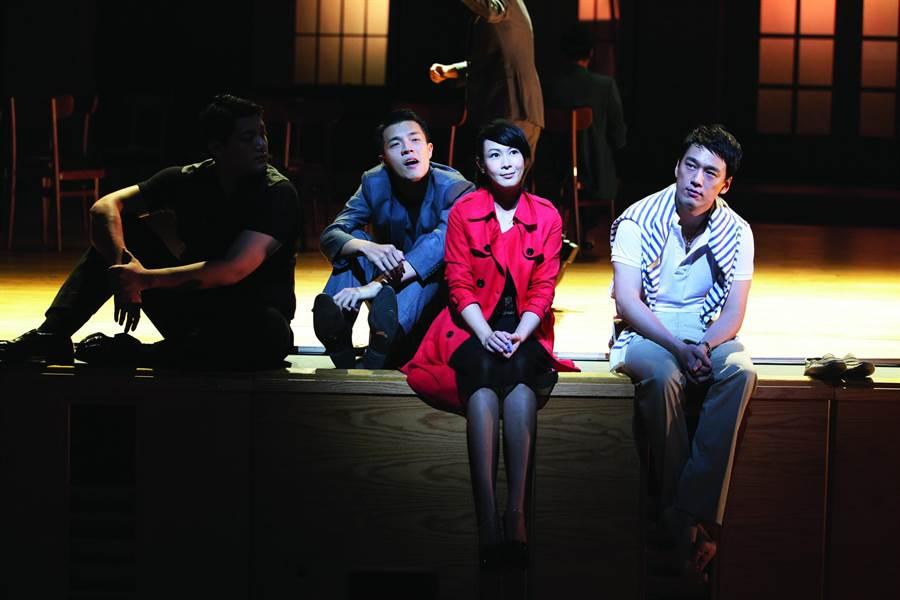 劉若英和王耀慶主演《紅娘的異想世界之在西廂》。(甲上提供)
