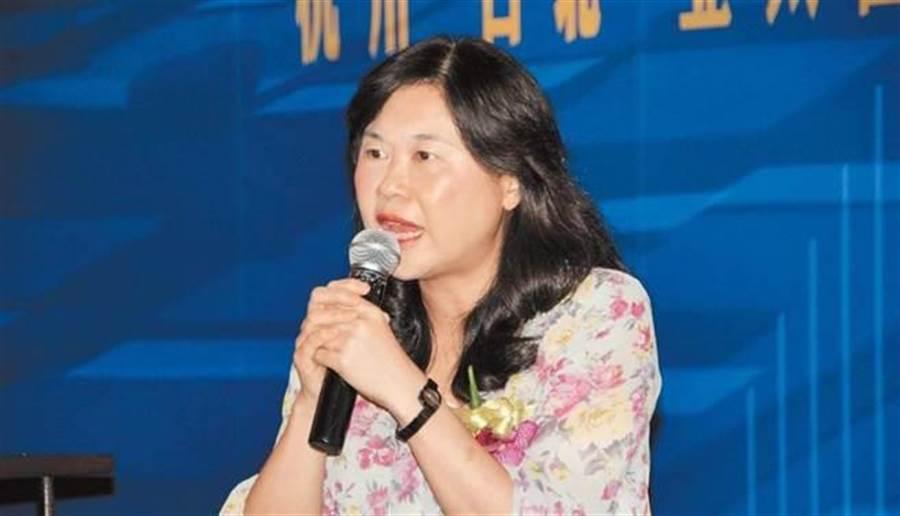 前台北市副市长李永萍。(本报系资料照片)