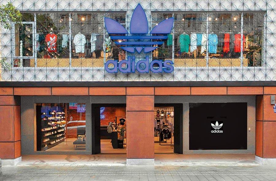adidas Originals擴大經營忠孝經典門市,不畏東區沒落潮。 (adidas Originals提供)