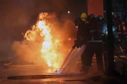 北市和平籃球館旁火警 疑電競賽發電機起火釀禍