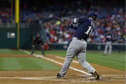 MLB》日裔新秀初登板 第1打席就敲安