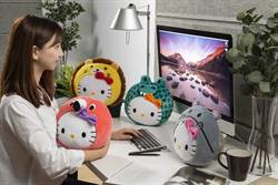 麥當勞Hello Kitty聯名抱枕  非洲系列登場