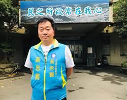 不讓立委「議員化」 黃希賢單挑蔡適應