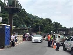 竹子湖繡球花季 例假日周邊實施交通管制