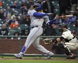 MLB》最強新秀首轟外還雙響炮 刷新隊史紀錄