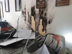 高雄「氣爆」竟是拆「包裹」引爆 警追查炸彈來源