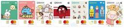LINE WEBTOON攜手王道銀 推漫畫家系列卡
