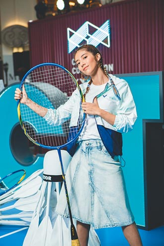 瑞瑪席丹想找戴資穎對決羽球