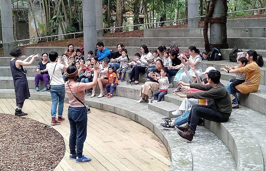 為了體貼親子家庭,所有主題月活動都以週末為主,無論是雙薪的爸爸媽媽還是已入學的孩子,都能愜意安排休閒時光。(台北市立動物園提供)