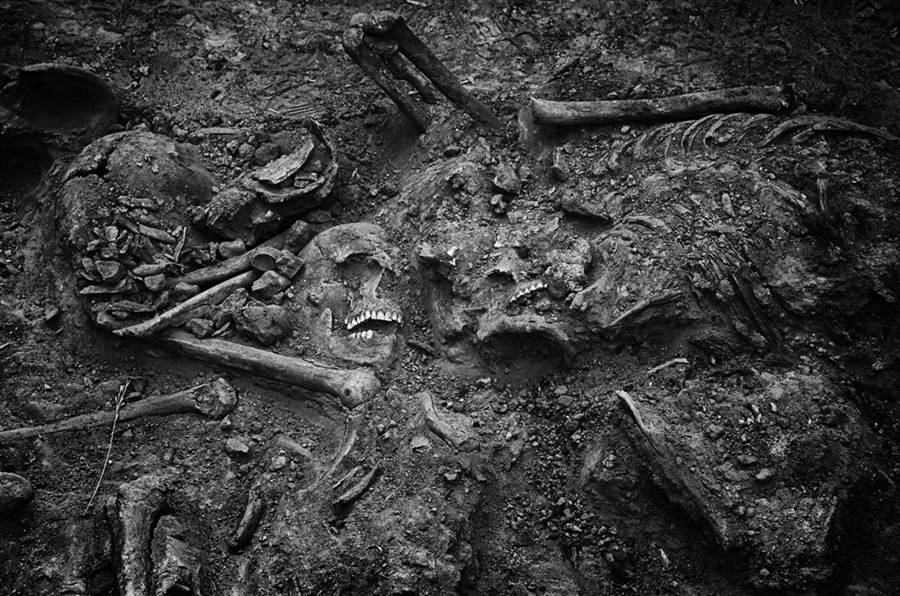 家族屠殺!5千年古墓揭驚人真相(示意圖/達志影像)