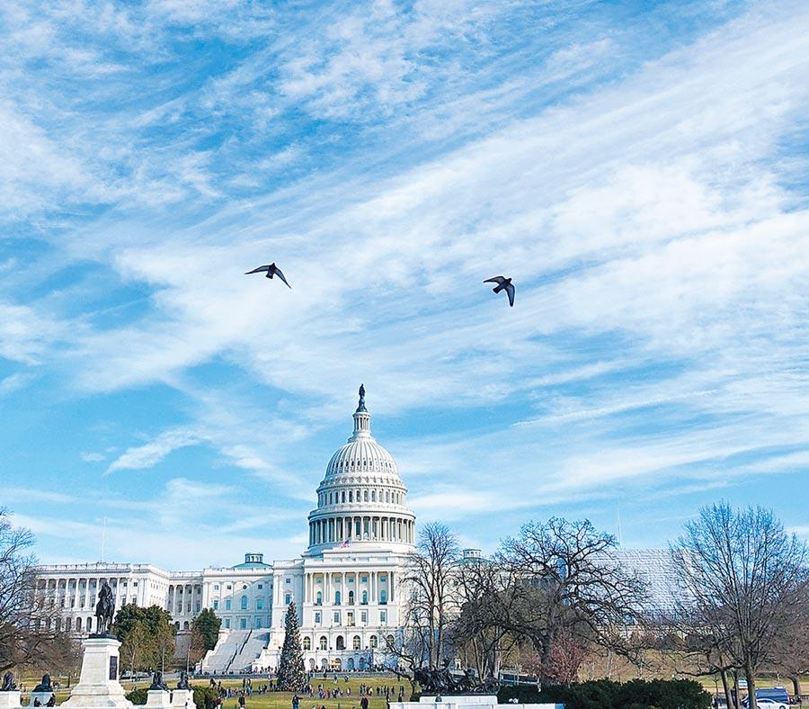 美國華盛頓國會。(新華社資料照片)