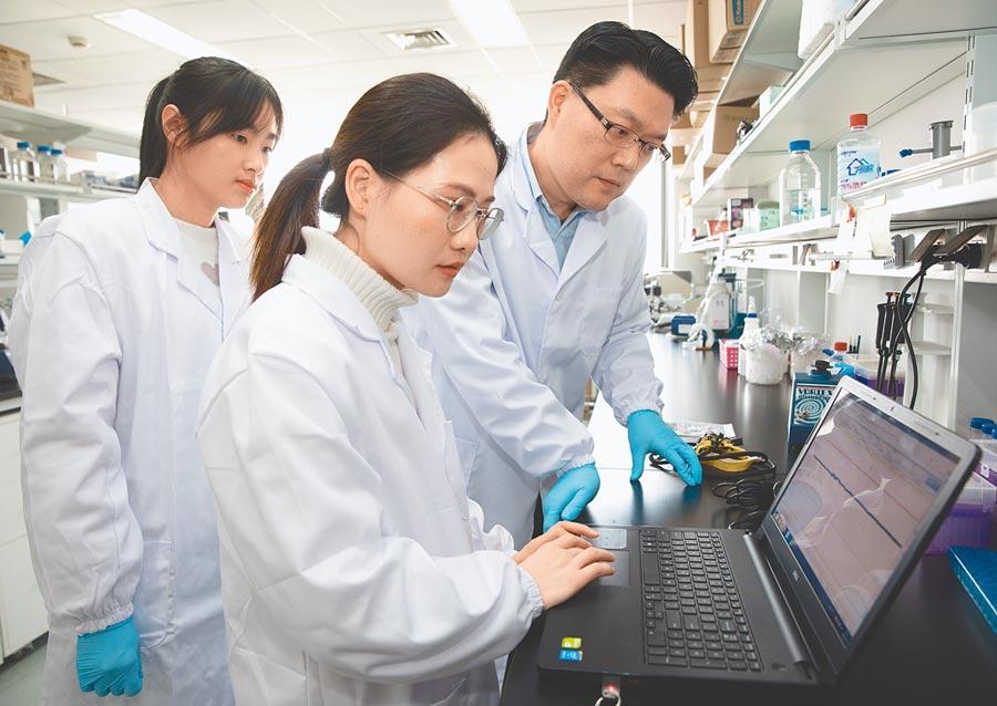 中國科學院的研究團隊。(新華社)
