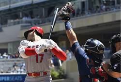 MLB》大谷翔平留9殘壘 滿壘無功而返輸1分