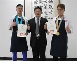 香港美食大獎 首府大學果雕奪1金3銅佳績