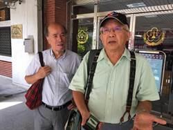 斬首蔣公銅像 遭依加重竊盜罪判刑6月