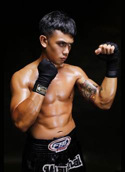 泰拳高手潘弘旻 明年返花蓮打造首座格鬥訓練場