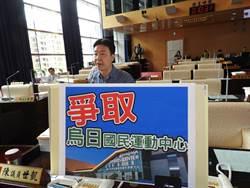 中市規畫國民運動中心 供市民優質活動空間