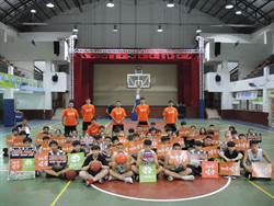 犀利職籃選手進校園 學生:教學好溫柔