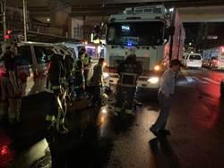 巧合 新店程婦遭貨車撞死 肇事司機也姓程