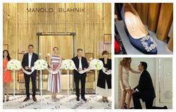 慾望城市Mr.Big求婚鞋MANOLO BLAHNIK,微風南山就買得到,想求婚的新郎們預備備!