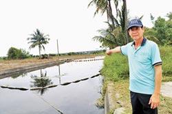 林邊南埔埤排水改善 重新規畫