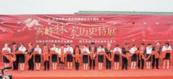 台灣「霧峰林家歷史特展」走進河南比干廟