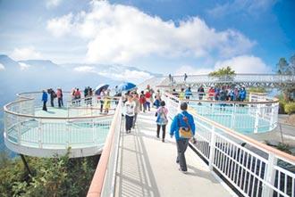 清境高空景觀步道 為縣庫挹注6400萬